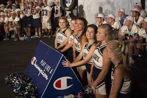 Granite Bears Cheerleaders