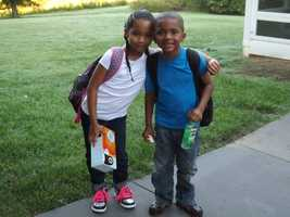 3rd and 2nd grade.