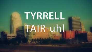 Tyrrell County