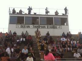 Deaton-Thompson Stadium in Winston-Salem