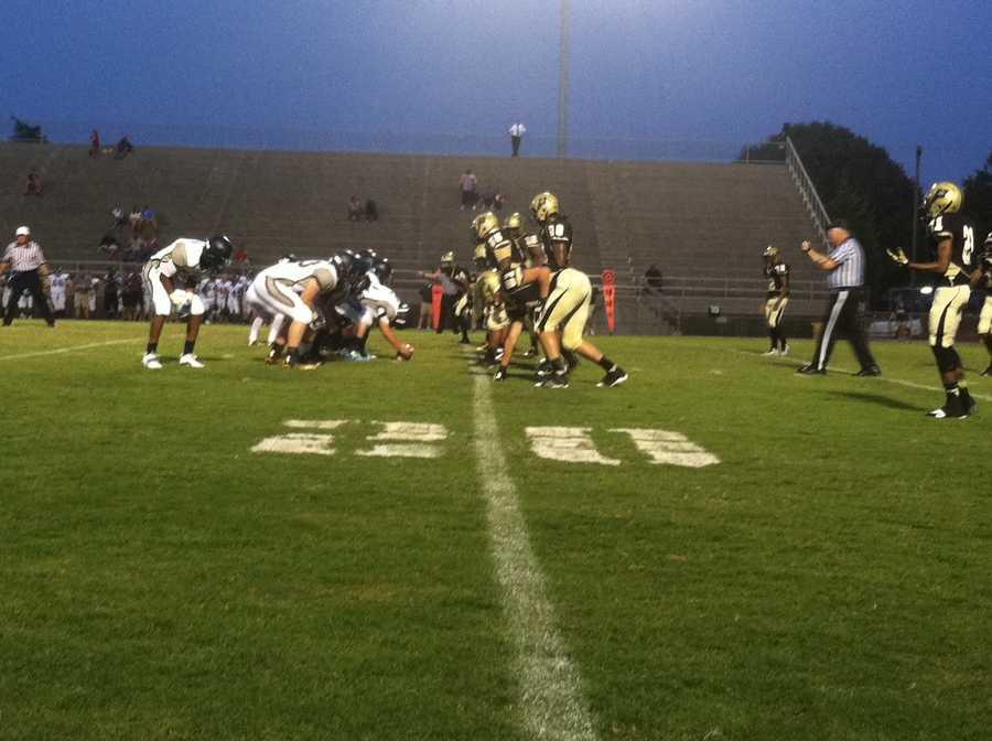 Reynolds vs Chase Football
