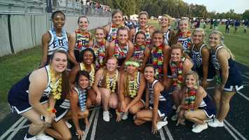East Forsyth Cheerleaders
