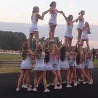 Northwest Guilford Cheerleaders