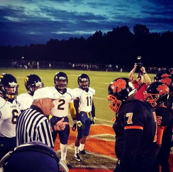 Game of the Week Coin Toss: Mount Tabor at North Davidson