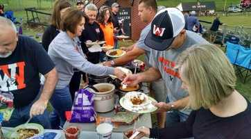 West Wilkes Tailgate