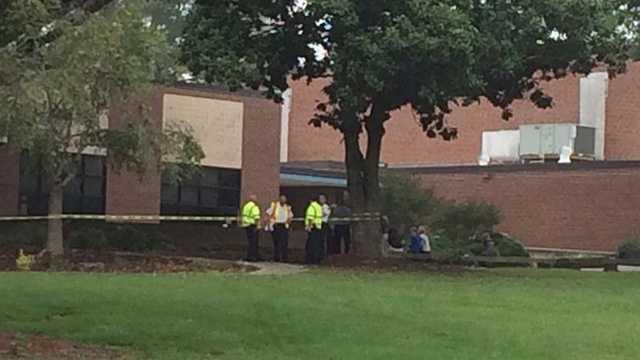 Student shot at Albemarle High School