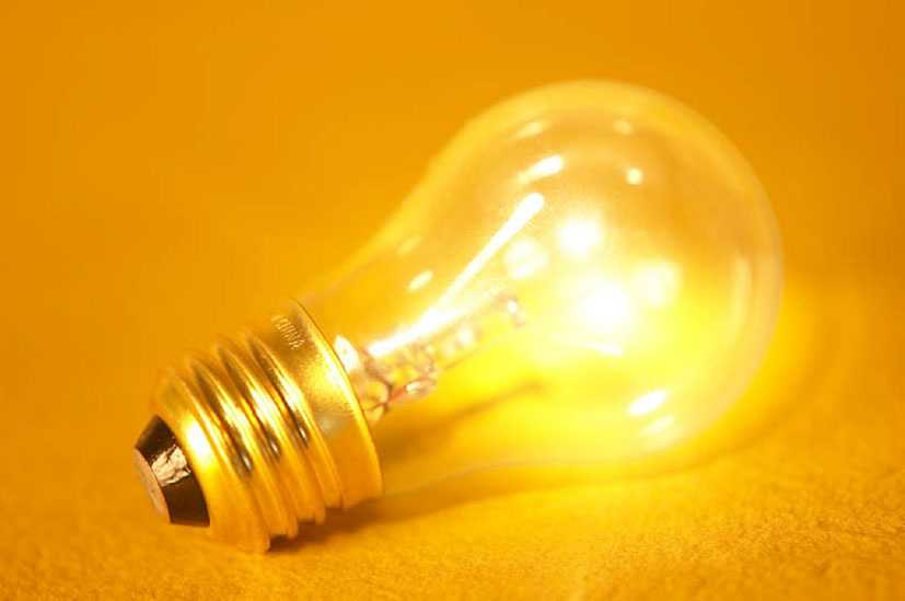 2. Light bulbs implode when they break instead of explode, but there's not much difference to the observer. A drop of water landing on a hot bulb can cause it to explode.