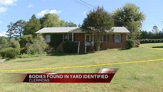 On Monday, Oct. 13, Forsyth County deputies identified the remains of the two men. The remains of Tommy Dean Welch, 36, and Joshua Frederick Wetzler, 37, were found Oct. 5 in the 2700 block of Knob Hill Drive off Peace Haven Road.