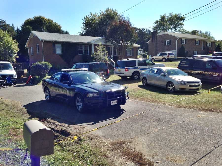 On Friday, Oct. 17, Forsyth County deputies, along with the State Bureau of Investigation, returned to the Clemmons home.