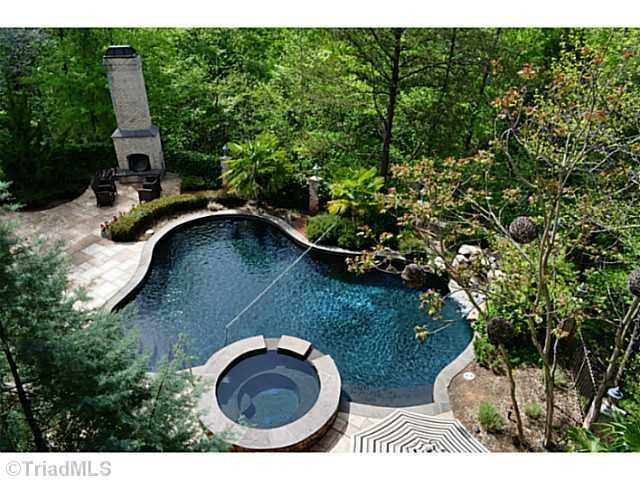 Swimming Pool and Patio