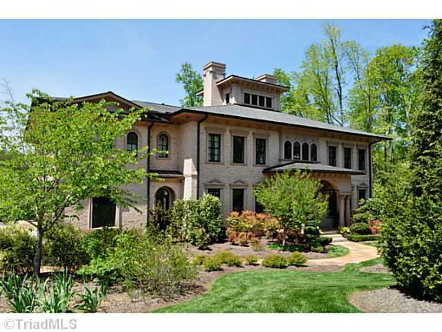 This five bedroom estate is located in Summerfield and priced at $1,250,000