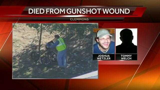 The two men whose skeletal remains were found -- Tommy Dean Welch and Joshua Frederick Wetzler -- died of a gunshot wound, according to initial autopsy results released Tuesday, Oct. 21.
