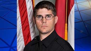 Greensboro Police Officer C.S. Daniel