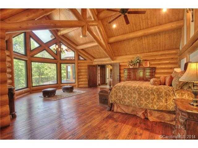 Master Bedroom Suite with beautiful views
