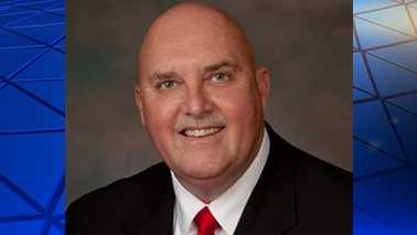 Rockingham County Commissioner Keith Mabe