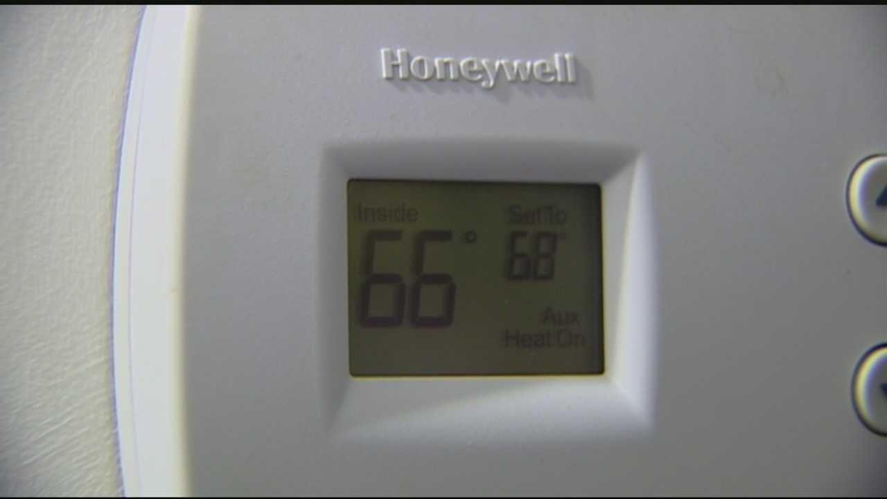 As temperatures continue to dip, heaters continue to kick on and with that, heating bills continue to rise. Michelle Kennedy has some tips on how to keep your heating bill under control.