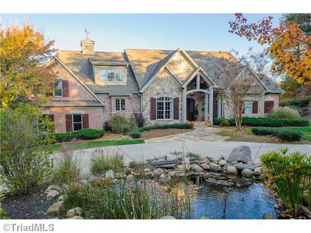 This four bedroom private estate is located in Lewisville and priced at $1,475,000.