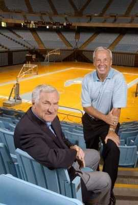 Legendary North Carolina basketball coach Dean Smith passed away Saturday night at the age of 83. With permission from the website GoHeels.com, we've posted these photos of Coach Smith.