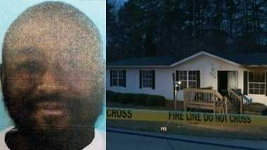 Peter Rivers is considered a person of interest after two people were found dead following a North Carolina house fire.