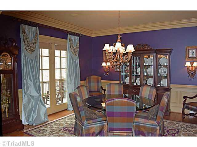 Grand Formal Dining Room