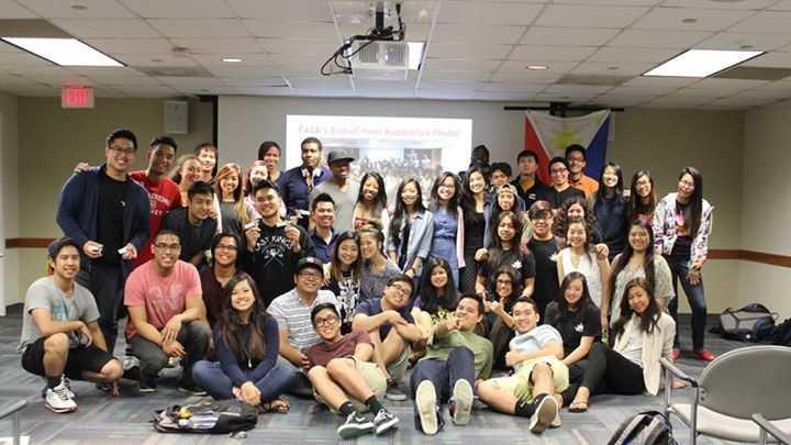 Filipino-American Student Organization at UNC-Greensboro