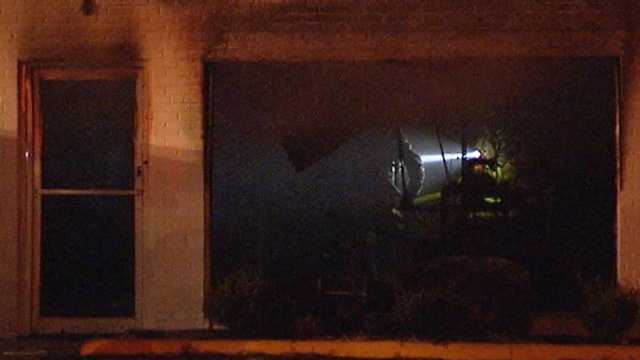 South Fork Cleaners was damaged in a Winston-Salem fire early Wednesday morning.