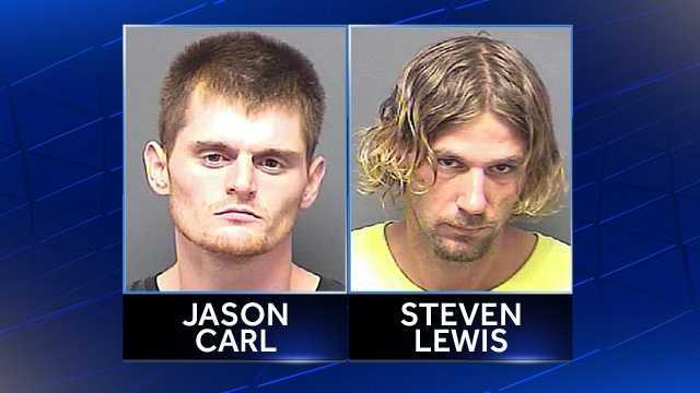 Jason Cash Jr., Steven Lewis Jr.