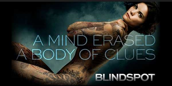 """Blindspot: SEASON PREMIERE SEPT 14 