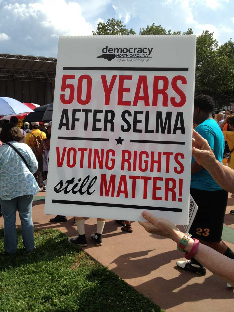 Fighting for Voting Rights after Selma