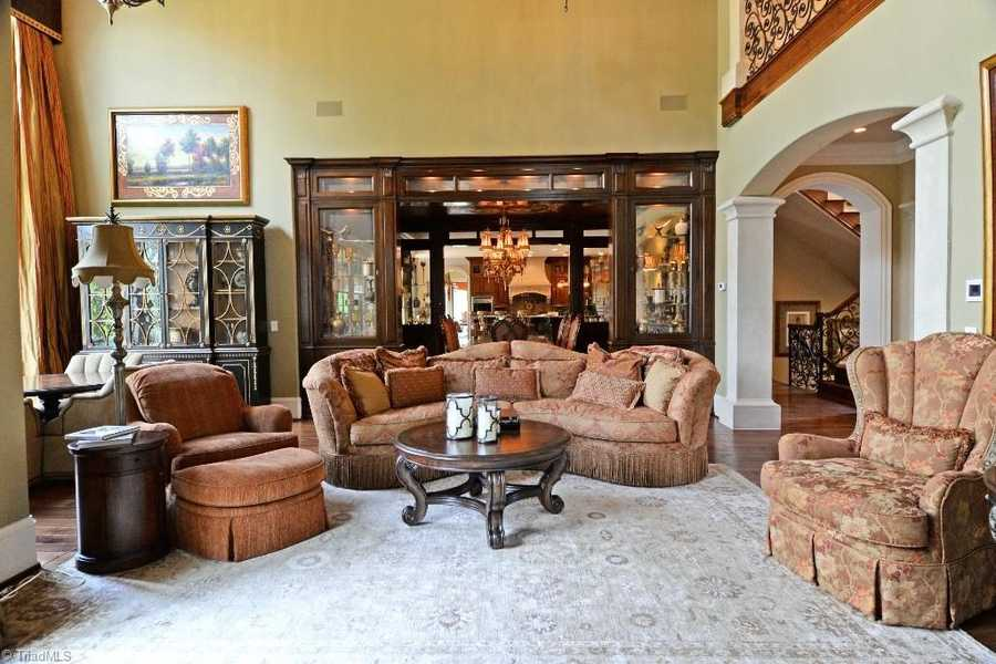 Two-story Great Room