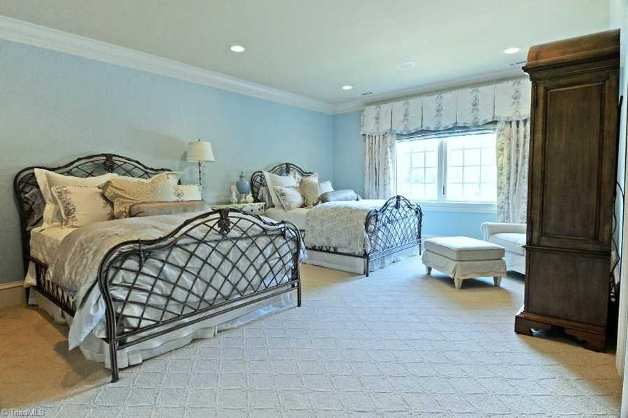 One of four Bedrooms