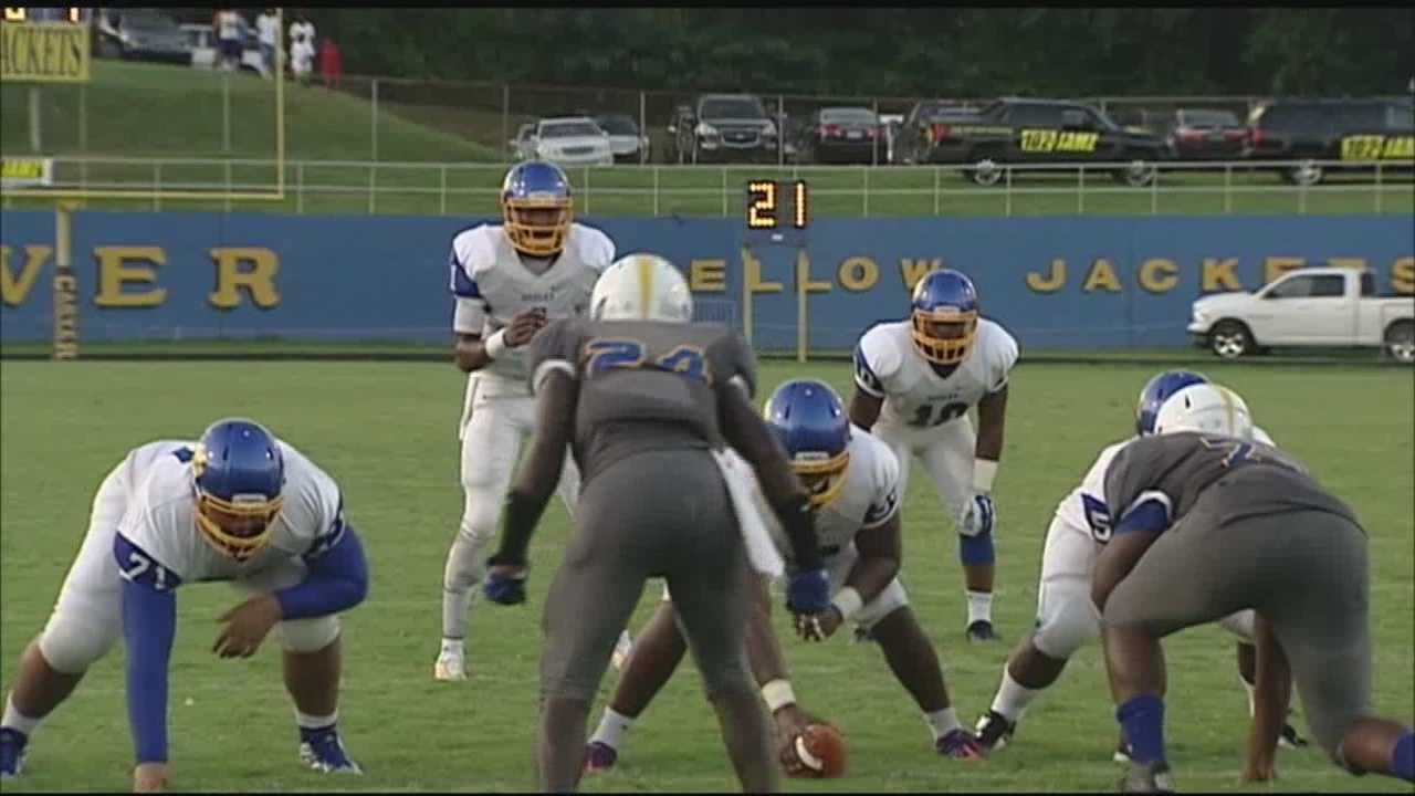 Game highlights from the 1st week featuring: Dudley, RJ Reynolds, Glenn, North Davidson, Ledford, Morehead, NW Guilford, W. Alamance and S. Alamance.