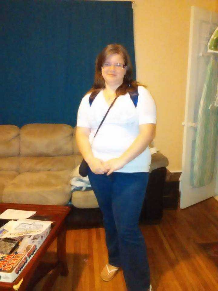 First day of school in Elkin, NC 7th.