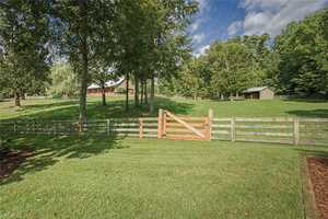 Fenced Property