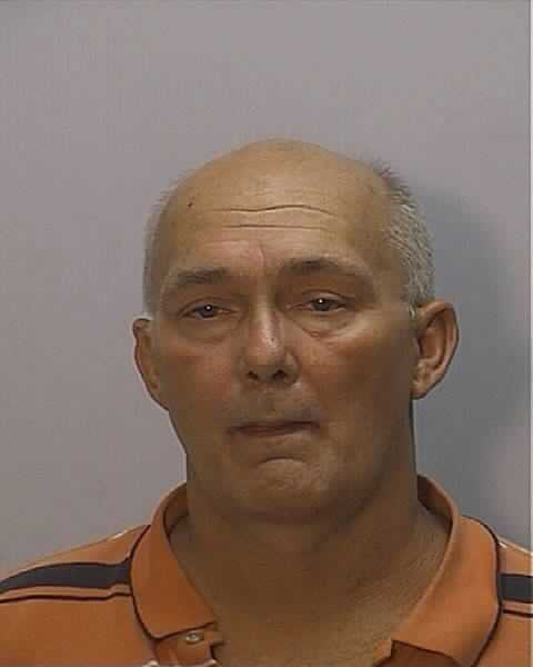 Ricky Higgins:  46, Charged with larceny.