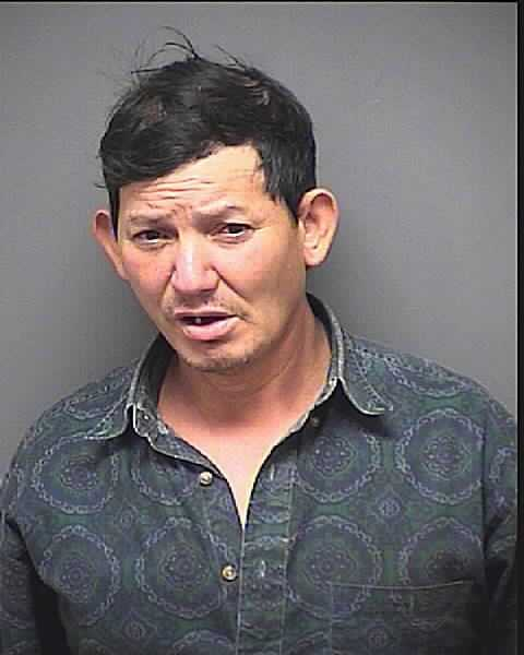 Ksor Yung:  43, Charged with larceny, and breaking and entering.