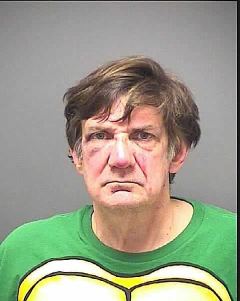 Franklin Bush:  56, Charged with assault with a deadly weapon.