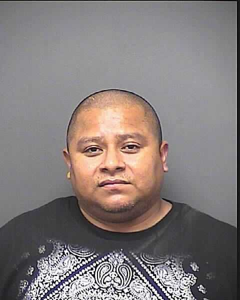 Francisco Chavez:  36, Charged with hit and run, and resisting arrest.