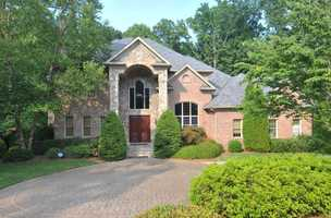 This five bedroom Winston-Salem estate is priced at $1,200,000