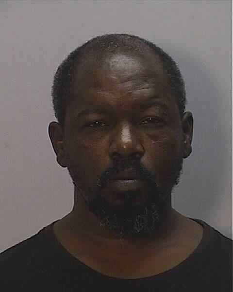 Marcus Jackson:  44, Charged with assault on a female.