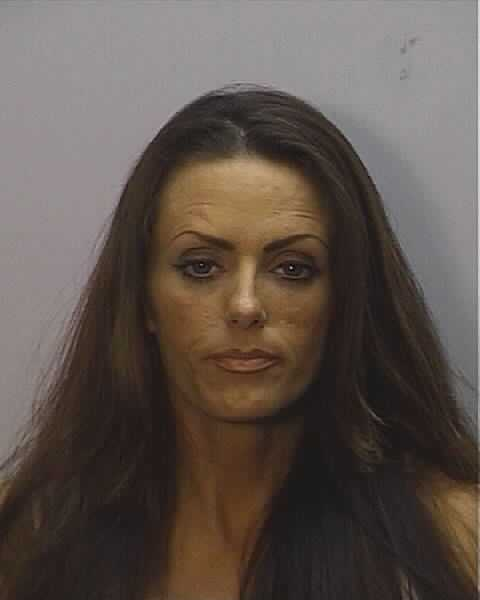 Erica Cline:  35, Charged with larceny.