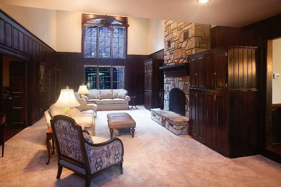 Two-Story Living/Great Room