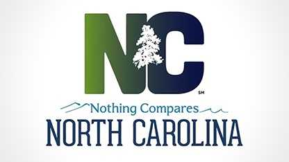 A new North Carolina state logo was unveiled in 2015.