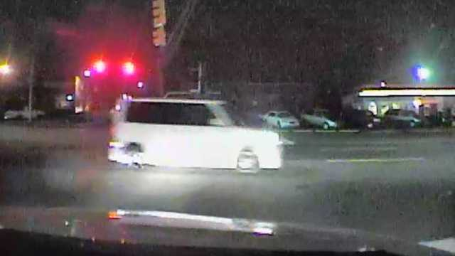 This Scion xB has been identified as a vehicle of interest in a deadly pedestrian hit-and-run in Burlington.