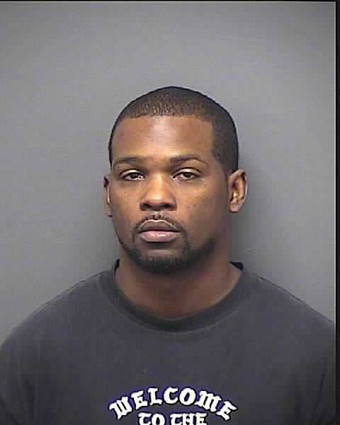 Carlton Walton Jr:  36, Charged with assault on a female.