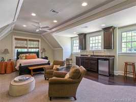 Separate Living Quarters include a Kitchenette
