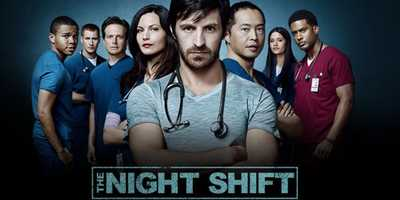 The Night Shift: Returns Soon. The night shift team of doctors and nurses at San Antonio Memorial's emergency room are anything but ordinary. The risks they take to save lives straddle the line between heroic and impulsive, but are always worth it.Cast: Eoin Macken, Freddy Rodriguez, Jill Flint, Ken Leung, Robert Bailey Jr., Brendan Fehr, Jeananne Goossen, and JR Lemon.