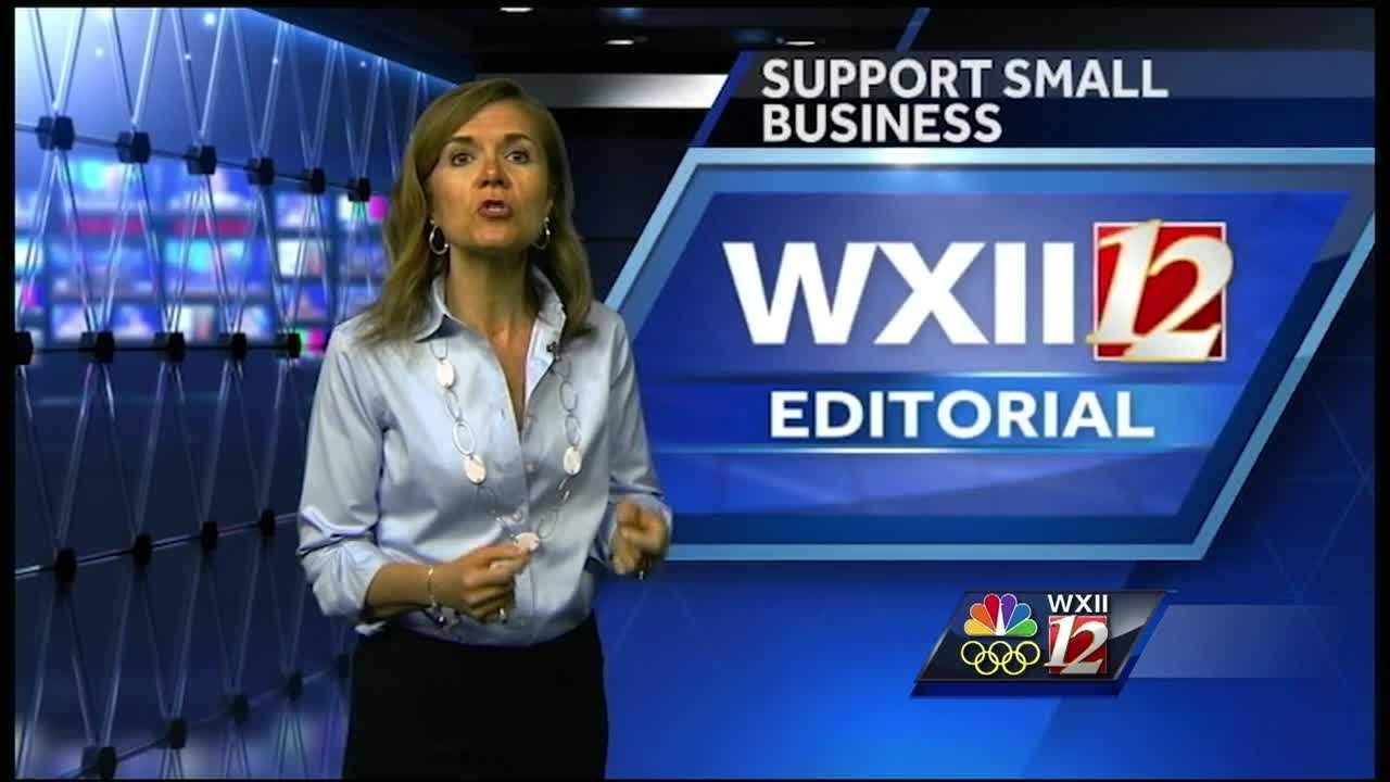 This is a WXII 12 Editorial by president and general manager Michelle Butt.