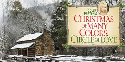 Dolly Parton's Christmas of Many Colors: Circle of love: Coming Soon. Last December, just in time for Christmas, the amazing Dolly Parton delighted viewers and critics alike with her deeply heartwarming tale drawn straight from her inspiring real life and music. In an all-new holiday sequel, the Partons, a family of humble means living in the mountains of Tennessee, face a devastating event that challenges their will. But when they experience a bewildering Christmas miracle, the Partons are drawn closer together than ever - with deepened faith and love for one another. Two-hour NBC movie event