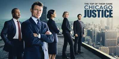 Chicago Justice: Coming Soon. A captivating new installment to the hit Chicago franchise. Just like their brethren in the Chicago P.D., the State's Attorney's dedicated team of prosecutors and investigators navigates heated city politics and controversy head-on, while fearlessly pursuing justice. As they take on the city's high-stakes and often media-frenzied cases, they must balance public opinion, power struggles within the system, and their unwavering passion for the law. And it all starts with a gut-wrenching case when one of Chicago's finest is shot in the line of duty. One-hour drama.